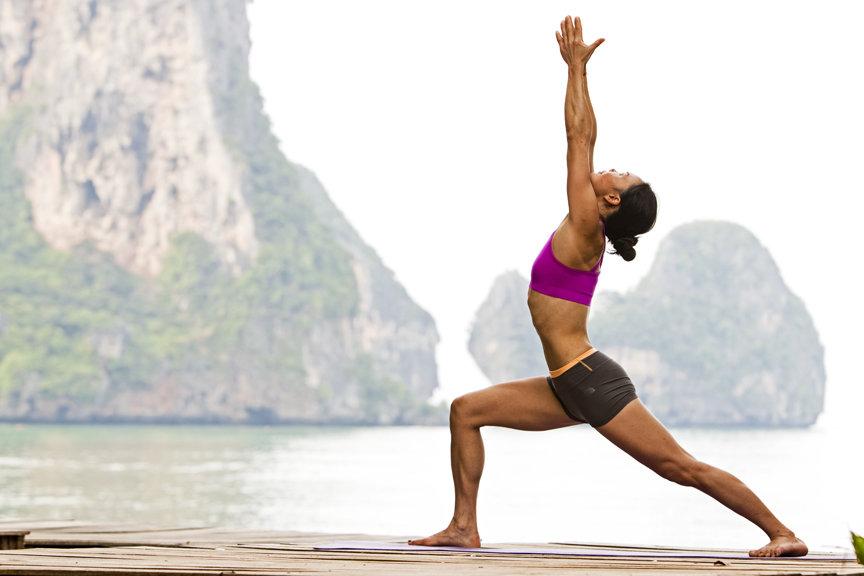 Pendientes Yoga