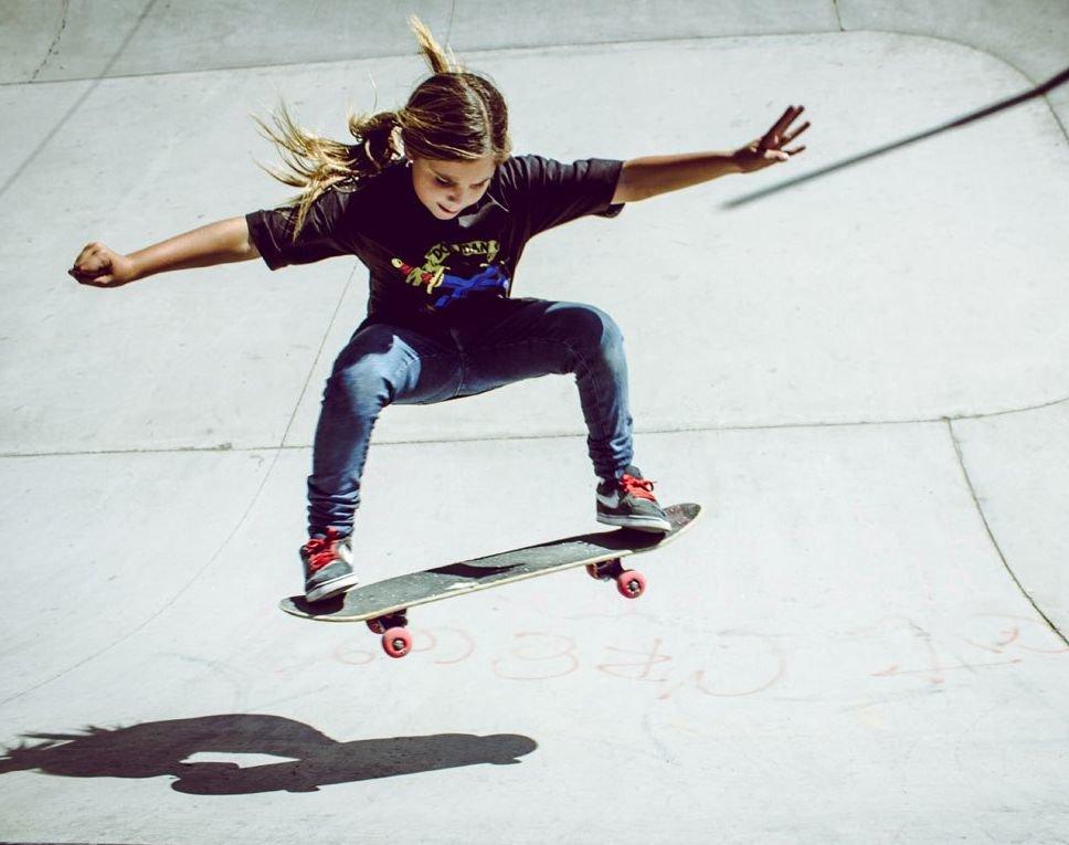 Colgante Skater